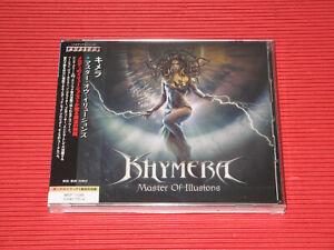 4BT 2020 KHYMERA MASTER OF ILLUSIONS WITH BONUS TRACK JAPAN CD