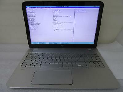 "HP Envy TouchSmart 15.6"" Core i7-4722HQ 2.4GHz 12GB 1TB HDD DVD+RW Laptop"