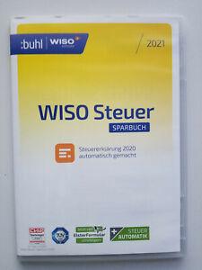 Wiso Steuer Sparbuch 2021 CD NICHT REGISTRIERT | eBay