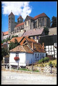 touristische-Broschuere-St-Servatius-in-Quedlinburg-um-1995