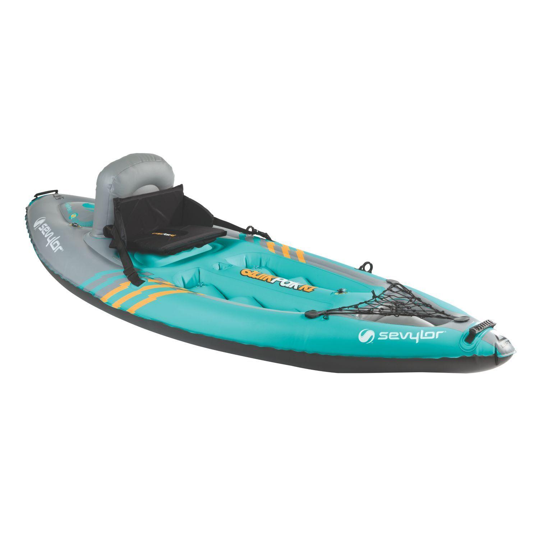 Sevylor 2000014137 Quikpak K1 One Person Kayak