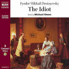 The Idiot by F. M. Dostoevsky (CD-Audio, 1995)