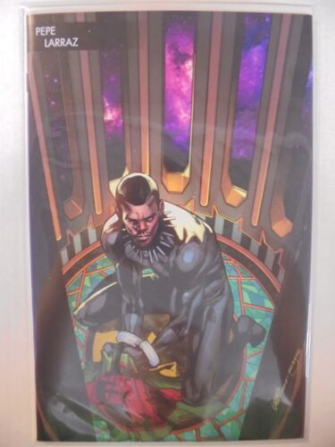 Black Panther #1 Young Guns Variant Marvel VF//NM Comics Book
