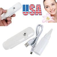 USA USB Charging Nano Mist Spray Handy Atomization Mister Face Moisturizing High