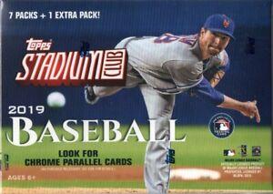 2019-Topps-Stadium-Club-Baseball-MLB-Trading-Cards-Blaster-Box