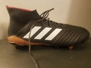 0eb626d58 Adidas Men s Predator 18.1 FG Firm Ground Outdoor Soccer Cleats ...