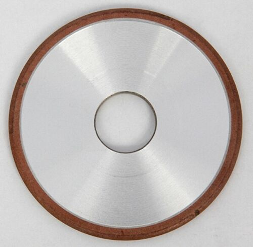 "4/"" Straight Style Diamond Grinding Wheel Select Thickness Grit 100mm"