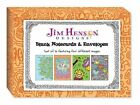 Jim Henson Designs Blank Notecards & Envelopes Set of 16 Featuring Four Differ