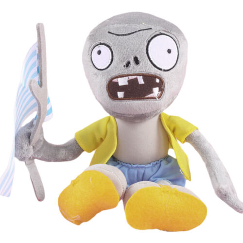 Plants vs Zombies 2 PVZ Figures Plush Baby Toy Cute Stuffed Soft Dolls 13cm-35cm