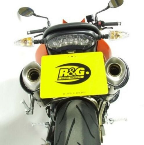 R/&G Racing Tail Tidy  for Triumph Speed Triple /'08-/'10 LP0066BK