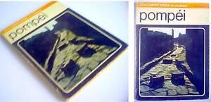 LIVRE-DOCUMENTAIRE-DE-1970-POMPEI-NOMBREUSES-PHOTOS