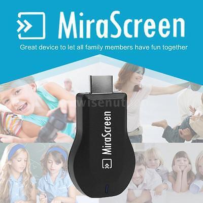 MiraScreen Wi-Fi Receptor Pantalla DLNA Airplay Miracast PC TV Dongle HDMI 1080P