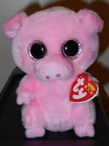 7545d9429a1 Ty Beanie Boos ~ POSEY the Pig (6 Inch)(Claire s Exclusive) NEW MWMT ...