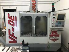 Haas Vf0e Cnc Milling Machine