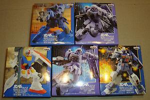Ensemble de poule Gundam Completo 5 Pz.   - Banpresto