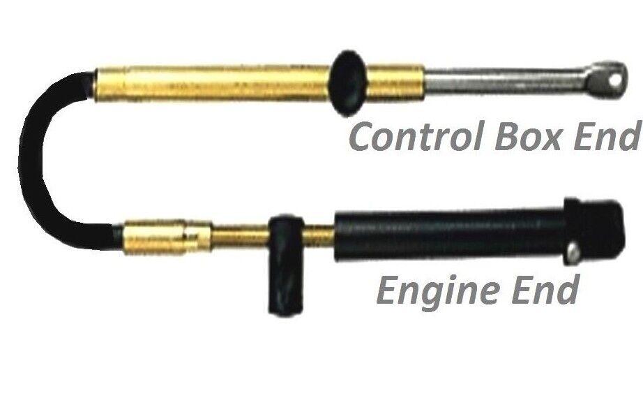 Mercruiser Mercury Mariner Control Or Gear Cable C5 8ft thru 20ft