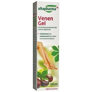 Details about Altapharma VENEN Gel Vein Gel Leg fatigue and tired legs  -FREE SHIPPING