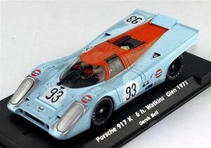 Flyslot Réf.   005108 Porsche 917k 6h Watkins Glen 1971new 1/32