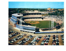 COUNTY STADIUM MILWAUKEE BRAVES BREWERS  PHOTO  WISCONSIN  BASEBALL