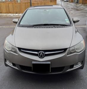 2008 Acura CSX Premium Navigation Sedan