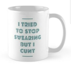 Image Is Loading Rude Funny Birthday Gift Mug Perfect Secret Santa