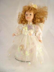 Ambitieux Bambola Di Porcellana - Dolls House Casa Bambola #à - Nuovo