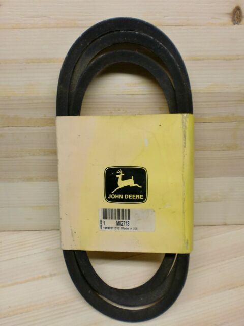 John Deere Genuine OEM Transmission Drive Belt M127356