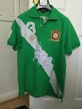 Ralph Lauren Polo Original Club Nueva York T Shirt Top XXL, XL, L Big Pony