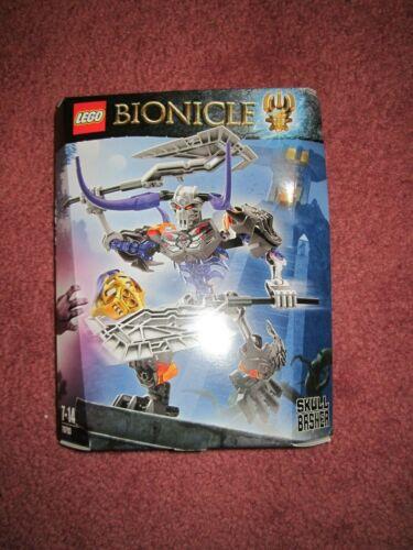 NEW//BOXED//SEALED LEGO BIONICLE SKULL BASHER 70793 DAMAGED BOXES