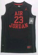 64ea22ef901 item 3 NIKE AIR JORDAN 23 Basketball Boys Jersey Youth Size MEDIUM Black  w/Dark Red NWT -NIKE AIR JORDAN 23 Basketball Boys Jersey Youth Size MEDIUM  Black ...