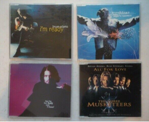 BRYAN ADAMS: CDsingle, rock