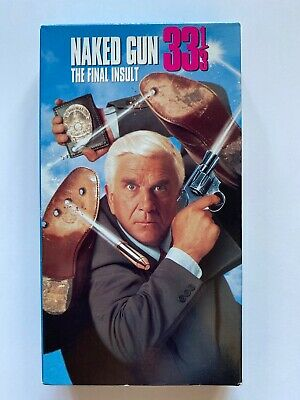 Naked Gun 33 1/3 The Final Insult for sale online | eBay