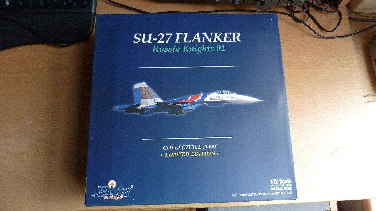 Witty Wings Su27 FLANKER Cavalieri Russi 01