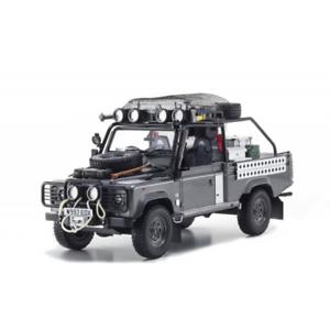 Land-Rover-Defender-Tomb-Raider-Kyosho-8902TR-Neuf-1-18-Echelle
