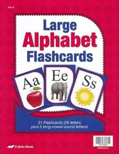Abeka-Large-ABC-Flashcards