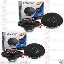 "4 x BRAND NEW KENWOOD 6x9-INCH 5-WAY CAR AUDIO COAXIAL SPEAKERS 6"" x 9"""