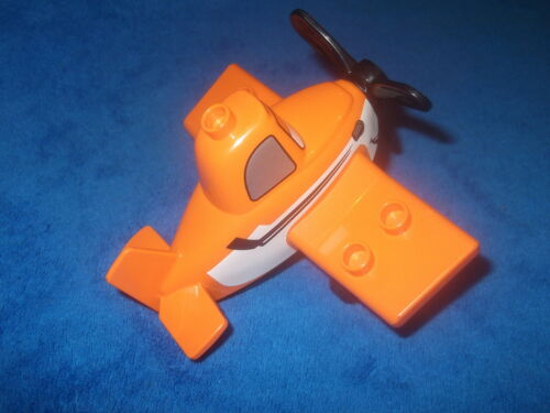 Lego Duplo Cars Planes Flugzeug Dusty Propellerflugzeug Orange 10509 10511 Räder