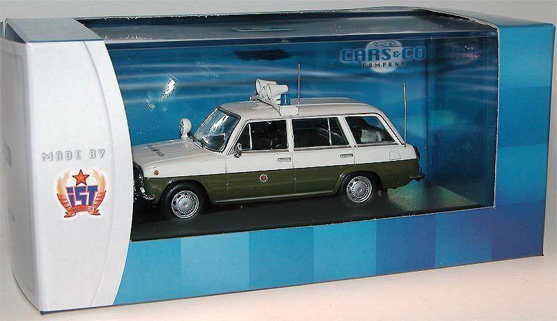 IXO Ist Models - VAZ 2102 Lada 1200 Kombi Volkspolizei DDR 1 43 Limited Edition  | Eine Große Vielfalt An Modelle 2019 Neue