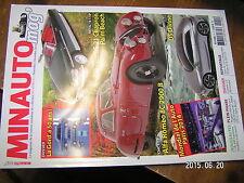 µµ Minauto Mag n°41 R8 Gordini DS Divine Citroen DS 21 Chapron Alfa Romeo 8C