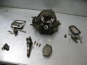 Ducati-Multistrada-620-05-Front-Cylinder-Head-Cam-Shaft-Valves-Rockers-7K-M-2005