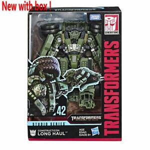 New boX Transformers Hasbro Long Haul Studio Series 42 Voyager Devastator Member