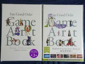 Fate-Grand-Order-Exclusive-FGO-Game-Art-Book-Vol-3-Vol-4-C97