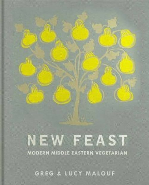 New Feast: Modern Middle Eastern Vegetarian-ExLibrary