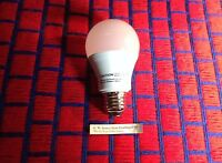 Box Of 4} Led Grow Light Bulb 10 Watt A19 10w = 60w A19 Damp Locations 5000k