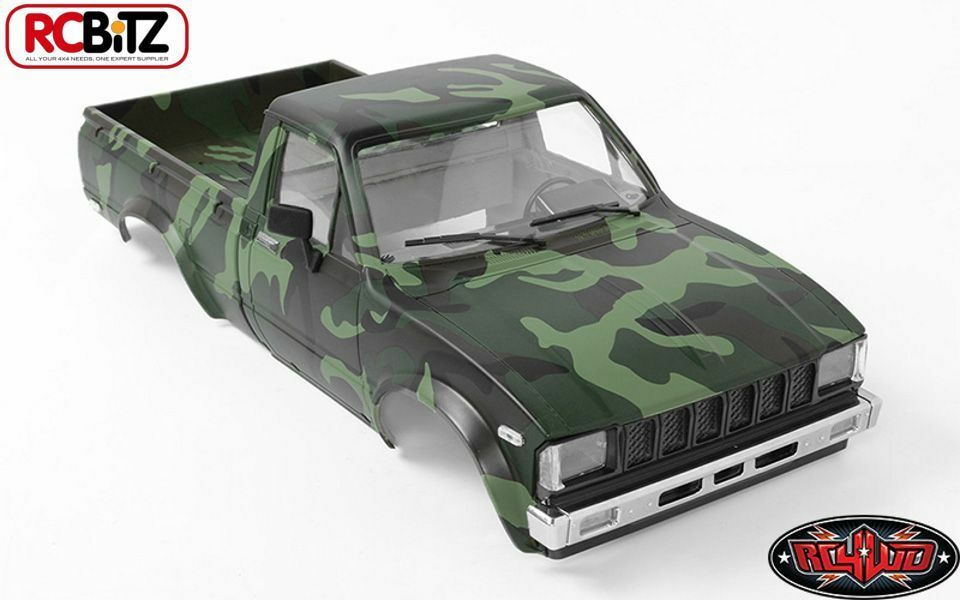Complete Mojave 2 Body Set For Trail Finder 2 CAMO Camouflage Z-B0115 TF2