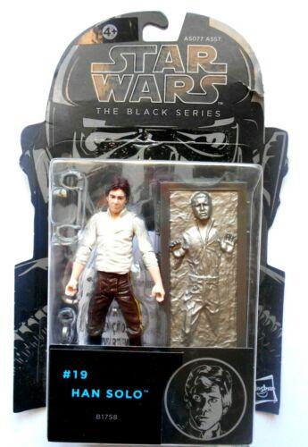 Han Solo  #19 STAR WARS THE BLACK SERIES B1758