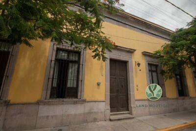 Residencia de la Antigua Plaza de Toros San Marcos Aguascalientes