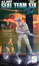 """US Navy Seal Team Six Counter Terrorism 12"""" Dragon 1/6th Scale figure"""