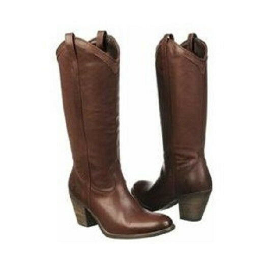 NEW in Box  FRYE Taylor Pull-On boot dark brown Size 11 Retail  368