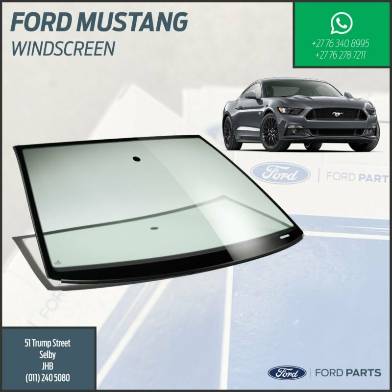 New Genuine Ford Mustang Windscreen